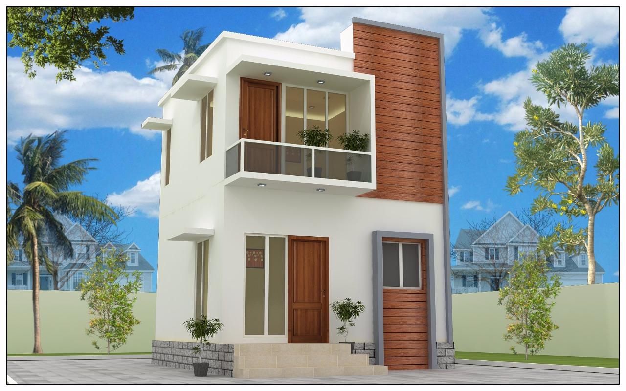 23 Lakh Villas at Thrissur Velappaya