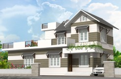 Villa Plots For Sales At Kunnathangadi